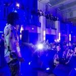 "Wiz Khalifa performing at Glen ""Big Baby"" Davis Birthday Bash"