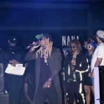 Lil Wayne performance at CombsChella