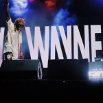 Lil Wayne at Lil Weezyana Fest