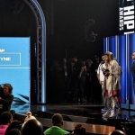 Lil Wayne honored at the 2018 BET Hip Hop Awards
