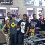 Torion, Real Will, Kiss The Dj, &The Fam In Vegas At Becker Middle School