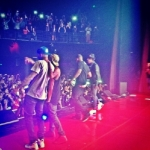 Chris Brown, Tyga, The Game, Wiz Khalifa At The Closer To My Dreams Tour