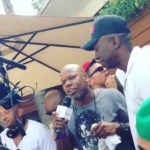 Pool Party At The Roosevelt Hotel With Too Short